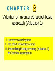 MGA301 Ch8-Lecture Inventory1.ppt