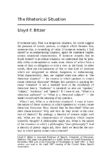 bitzer-rhetorical_situation