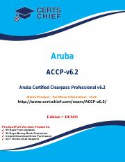 ACCP-v6.2 Certification Practice Test