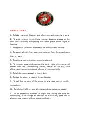 Marine Corps General Knowledge.docx