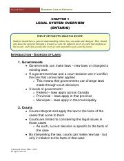 Ch 1 -  Overview of Law 2016.pdf