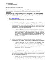 Module 9 Chapter 18 On line Assignment.docx