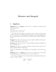 measureintegral