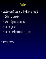 Session 8 - Cities 4-30-09.ppt