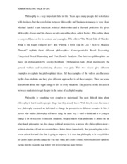 Essay 2_ Philosophy