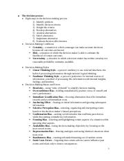 mgt study guide 2