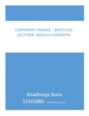 S1501880 CORPORATE FINANCE.docx