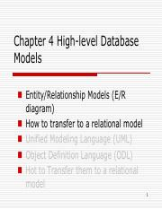 chapter4-ERmodel