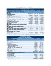 financial statement analysis for tootsie roll Tr stock valuation based on fundamental analysis involves checking and analyzing financial statements and not just the tootsie roll industries stock pricein the income statement, an investor can.