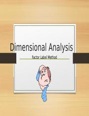 Dimensional Analysis Notes.ppt