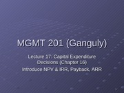 MGMT_201_(Ganguly)_Lecture_17