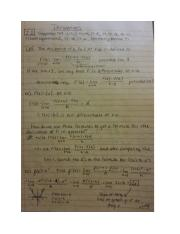 Section 2.2 Derivatives