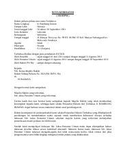 48++ Contoh surat eksepsi jpu terbaru yang baik dan benar
