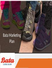 Bata Marketing Plan