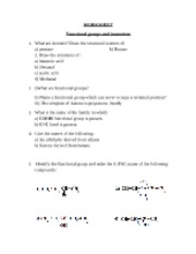 worksheet functional groups and isomerism 3 what is the name of the family in which a cooh. Black Bedroom Furniture Sets. Home Design Ideas