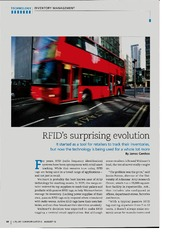 RFID surprising Revolution