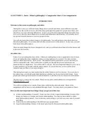 A-LECTURE_1--Intro--What_is_philosophy--Comparativ.doc