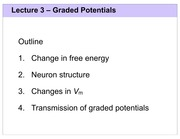 Slides 3 - Graded Potentials