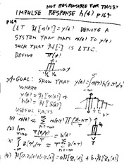 Lecture Notes E on Linear Systems