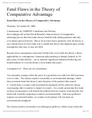 11. Fatal Flaws in the Theory of Comparative Advantage.pdf