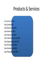 Products & Services - Sani.pptx