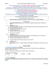 Sp3_Exam3_StudyGuide_Sp15_WithoutAnswers_2