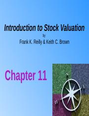 ch11-Stock-Valuation.ppt
