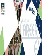 Alfaisal University Seventh Annual Career Expo 2018 - Proposal.pdf