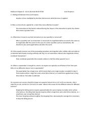 Module 6 Chapter 6 Questions with answers.docx