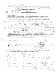 CSES 2203 fall 10 exam 2