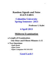 COL UNIV 2013 ELEN E4815 MIDTERM-4 April 2013-revised.doc