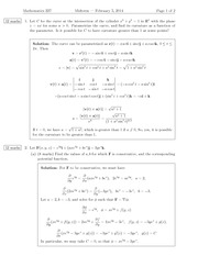 midterm 1 solution