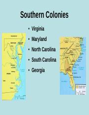 southern_colonies_ppt.