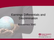 7 Section Seven - Earnings Differentials and Discrimination - 2016 01