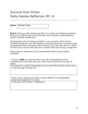 Reflection_DailyHassles_Pt2