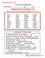 consonant_digraphs_worksheets_beginning_ch