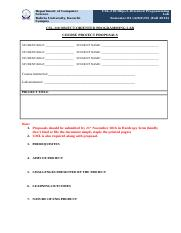 CourseOOP_Project_Proposal_Form_v1