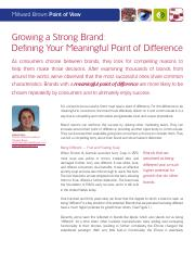 Defining your meaningful point of difference.pdf