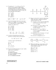 Organic Practice Questions 42