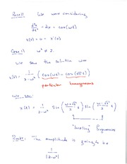 MATH 212 Lecture 28 Notes