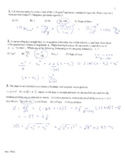 175315684-Physics1-Practice-Exams-exam1a-Phys1110-Sp13-Solutions