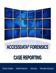 08.02_Module 15 - Case Reporting.ppt