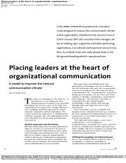 Placing leaders at the heart of organisational communication.pdf