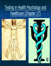 Tstng in Hlth Psych and Hlthcr (Chapte17)