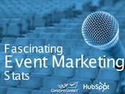 fascinating-event-marketing-stats-110908001250-phpapp01