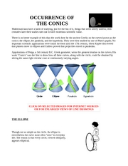 Occurrence of Conics