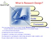 BRM_Research Design an Overview_Ch06