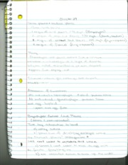 BSC 120 Ch 29 Notes