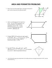 Parallel+Lines+Cut+by+a+Transversal - Worksheet#3(Parallel Lines ...