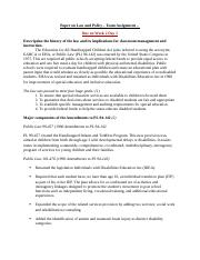 Info on Law and Policy.docx